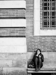 (Bart) Tags: 75mm olympus f18 75mm18 olympus75mmf18 mzuiko mzuikodigital mzuikodigitaled75mmf18 lost thought olympusep5 micro43 m43 mft microfourthirds 43 microfourthird ep5 micro 43 streetphotography street blackwhite noirblanc bw nb monochrome black white blackandwhite noir blanc photography photoderue rue candid strangers stranger cute charming lostinthought