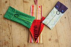 Tampontasche Rosi 3 (Two_tango) Tags: nähen sewing crafting täschchen taschen zipper cotton