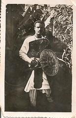 #Indigenous chief in war gear, Massawa, 16 June 1937 [453x704] #history #retro #vintage #dh #HistoryPorn http://ift.tt/2fKK9pK (Histolines) Tags: histolines history timeline retro vinatage indigenous chief war gear massawa 16 june 1937 453x704 vintage dh historyporn httpifttt2fkk9pk