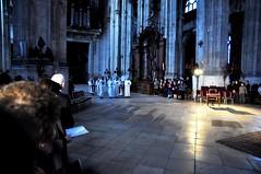Vendredi saint (glise Saint-Eustache) Tags: sainteustache vendredisaint glise triduumpascal paris quartierdeshalles