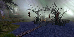 31 (EclairMartinek) Tags: secondlife sl pacifique halloween haunted zombie scary