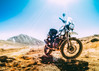 Make your own road (Motographer) Tags: royalenfield himalayan motorcycle motorbiking motography motographer motorcylegetaways himalayas northsikkim gurudongmar easternhimalayas lensflare landscape mountains winter snow offroad trail olympus omd em1 mzuiko 1240mmf28pro india adventure
