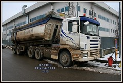 Scania R480 (DaveFuma) Tags: scania r480 autocarro mezzo opera ribaltabile tipper construction truck lorry kipper lkw