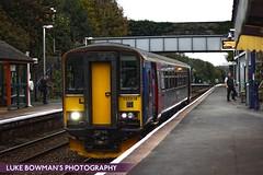 Great Western Railway Class 153318 (Bluke's Photography) Tags: great western railway gwr fgw first class 153 153318 liskeard