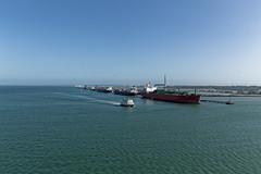 Fawley Refinery Dock (Bertram Ernest) Tags: fawley refinery southampton oil ship england uk canon 6d eos ef 1635mm f4