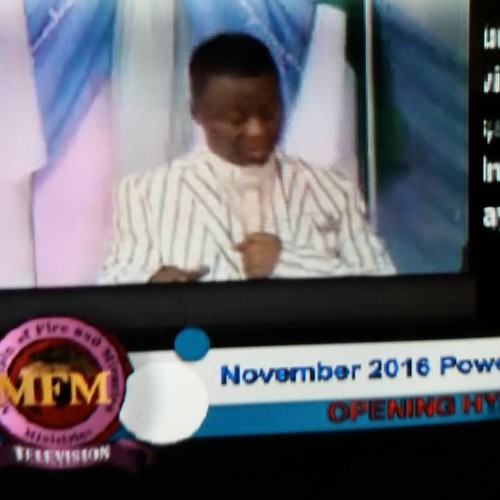 power must change hand by dr olukoya