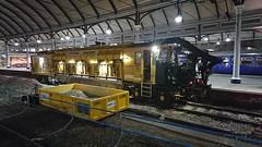 Railvac at Newcastle (Uktransportvideos82) Tags: railvac networkrail
