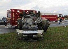 MVC with roll-over in the 74 Box (LeafsHockeyFan) Tags: mvc accident rollover vehicleaccident delmar maryland dfd station74 delmarfiredept delmarpolice firedept fireapparatus rescue74 ambulance ems emergencymedicalservices firerescue police policecar