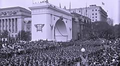 'All Honor to Our Heroes' Wash DC 1918 loc12889u (SSAVE w/ over 6.5 MILLION views THX) Tags: ww1 worldwari washingtondc