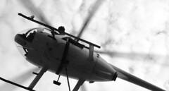 SCAAAATTTTTTTTT (KVDE HEDEMVNN) Tags: scott thepilot helicopters helicopter hughes500 hellachoppers blackandwhite canon canonrebel rebel eos t3i longline utilitywork lineman helicopterlineman helicopterpilot perspective