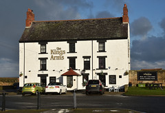 Seaton Sluice The Kings Arms (DavidWF2009) Tags: northumberland seatonsluice pub thekingsarms