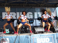 IMG_6898 (grooverman) Tags: houston texans cheerleaders nfl football game nrg stadium texas 2016 budweiser plaza nice sexy legs stomach canon powershot sx530