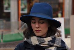 Portrait (Natali Antonovich) Tags: portrait sweetbrussels brussels belgium belgique belgie hat hatisalwaysfashionable hats grandplace lifestyle reverie