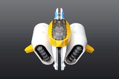 VV: Arini (Legohaulic) Tags: lego spaceship vicviper space