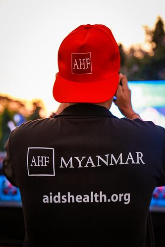 WAD 2016: Myanmar