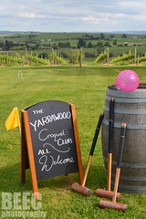 The Yarrawood Croquet Club (BEE.C Photography) Tags: croquet club yarrawood yarra valley yarravalley winery wine hills mountains view estate