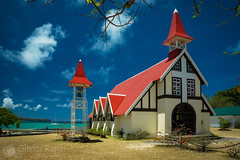Cap Malheureux (Olivier Rapin) Tags: cap eglise church ile maurice island mauritius malheureux sonyalpha77 mkii 1650mm