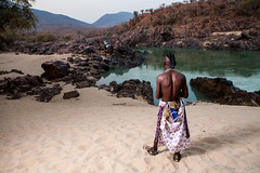 Hairstyle 4043 (Ursula in Aus) Tags: africa namibia portrait himba male