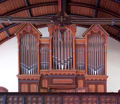 The Wegscheider Organ of St .Antonius-Kirche, Fintel (Philinflash) Tags: 2016 church churchinteriors europe germany organ orgel otherkeywords places fintel