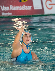 2C041507 (roel.ubels) Tags: len euro league waterpolo sport topsport utrecht uzsc 2016 krommerijn women