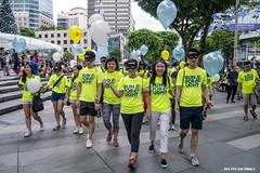 RUN FOR LIGHT 2017 Teaser Walk (Donaldart) Tags: run for light 2017 teaser walk