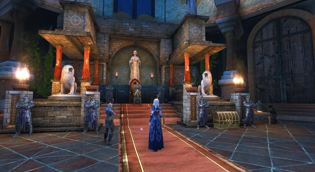 hall of justice neverwinter