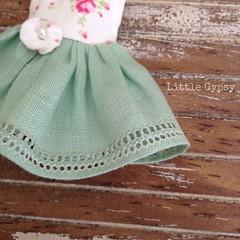 for LWSP (*Joyful Girl ♥ Gypsy Heart *) Tags: doll dress little handmade clothes chic gypsy shabby lati lwsp