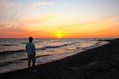 Somrigt (Explore 2015-08-22) (nillamaria) Tags: sunset summer evening sommar öland solnedgång summery degerhamn kväll somrigt fotosondag fs150823