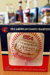 Commemorating the 1954 Cleveland Indians