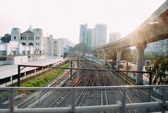 Selamat pagi, KL! (Yasmin Erika Lua) Tags: transportation malaysia kualalumpur monorail klsentral monorel ktmkomuter rapidkl