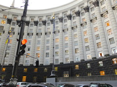 Red light, grey wall (GrusiaKot) Tags: light red grey ukraine semaforo kiev kyiv ucraina