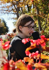 Alyssa (Brooklynne Guthrie) Tags: flowers portrait plants nature alyssa portraiture framing