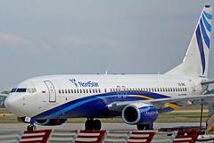 Boeing 737-86J(WL) VQ-BNG (airliners.sk, o.z.) Tags: boeing pm airlines bratislava bts mrstefanik khl lzib 73786jwl nordstar vqbng airlinerssk btslzib