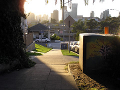 Golden Hill (Rand Luv'n Life) Tags: life california street house outdoors golden community san downtown skyscrapers diego neighborhood hills sidewalk odc wtbw