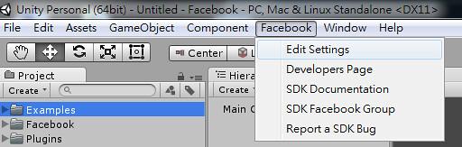 [Unity] Facebook SDK