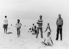 On the beach (TikoTak) Tags: beach boys black white blackandwhite garons plage noiretblanc neige blackwhite bw afrique africa