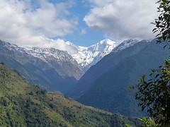 Ghandruk 4 (Mabacam) Tags: nepal homes foothills mountains trekking walking landscape outdoors scenery village hiking annapurna himalayas mountainvillage 2015 ghandruk ghandrung annapurnahimal annapurnafoothills