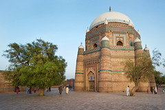 Shah Rukn-e-Alam Tomb (  Haroon  ) Tags: pakistan tomb multan odc shahruknealam