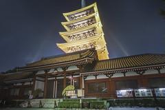 [Kanto2015] (mcdyessjin (Yu-Jen Shih)) Tags: city building architecture night canon temple shrine cityscape     1dx