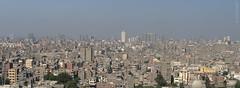 Ciudad del Cairo (impodi@gmail.com) Tags: africa panoramica metropolis egipto piramides nilo rionilo ciudaddelcairo