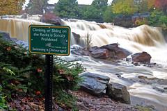 Reedy River High (123) (V-rider) Tags: bridge sc water rain river flow rocks downtown trail waterfalls ralph current greenville muddy reedy rhm swamprabbit waterfll canon6d vrider97 rhmfoto mayerphotoscom rhmphotgraphytllc
