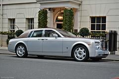 Rolls-Royce Phantom (CA Photography2012) Tags: ca london car sedan photography rollsroyce automotive knightsbridge exotic roller british rolls phantom mayfair saloon luxury royce spotting v12