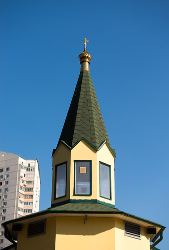 Alexander Nevsky Temple (Temp. building) ©  Andrey