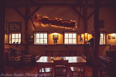 Holiday Barn (Joshua Banks Photography) Tags: wisconsin nikon madisonwi tamron driftlessarea wisconsinwinter wisconsincountryside wisconsinfarms driftlesswisconsin wisconsinbackroads wisconsinphotographers darlingtonwi joshuabanks lafayettecountywi nikond5200 tamron16300 joshuabanksphotography