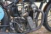 1930 Vellocette KTT 350 engine