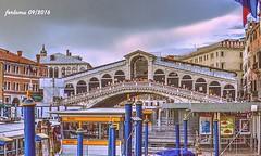 Venecia-18 Puente Rialto (ferlomu) Tags: arquitectura ferlomu italia puente venecia