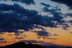 E-DSCF8041.XT (davidgv60) Tags: david60 mirrorless alcoi espaa atardecer sky moon color sunset spain fujifilm xt10 nubes nwn cielo luna natur natural pais valenci photodgv