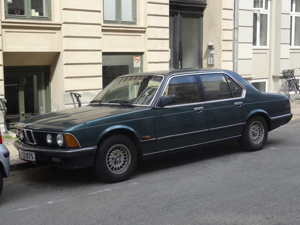 1983 BMW 745i Harry Nl Tags Denmark Danmark 2016 Copenhagen Kobenhavn Bmw 7er