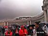 Sotto la Pioggia (triziofrancesco) Tags: roma colonnato sanpietro vaticano piazza triziofrancesco square religion udienza papa