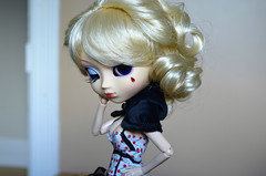You Can Tell (WhatIfChris) Tags: juliet uncanricky pullip junplanning groove doll
